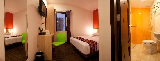 Anugerah Express Hotel: Standart Room