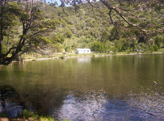 Villa Pehuenia, Argentina: laguna del circuito 5 lagunas