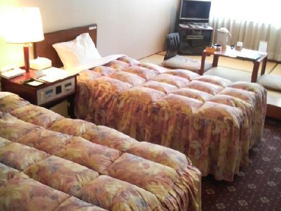 Hotel Mielparque Matsuyama: 客室