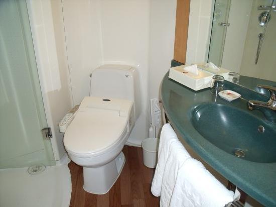 โรงแรมไอบิส แอมบาสซาเดอร์ โซล: Ensuite bathroom