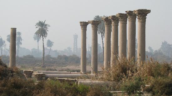 Al Minya, Ägypten: Ashmu Nein