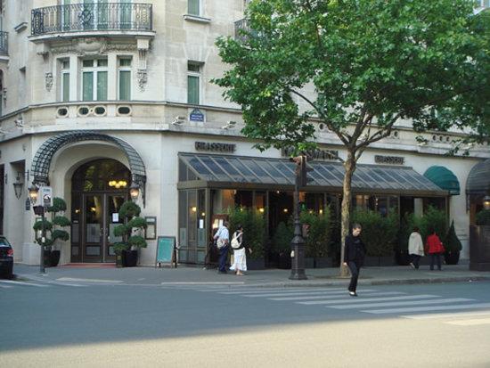 Brasserie Haussmann: レストラン外観