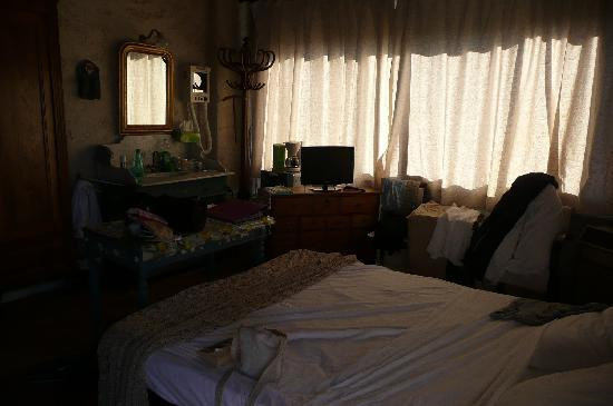 Le Mas Saint Antoine : notre chambre