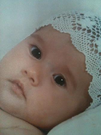 Museo del Mundillo: The Perfect Puerto Rican Baby Gift, a Mundillo Cap for a Newborn.