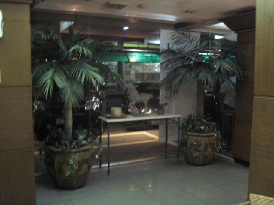 Harbor Town Hotel: lobby