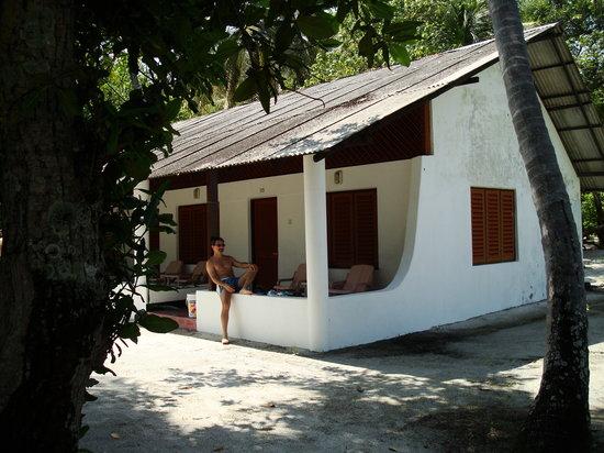 Asdhoo Island: la nostra camera