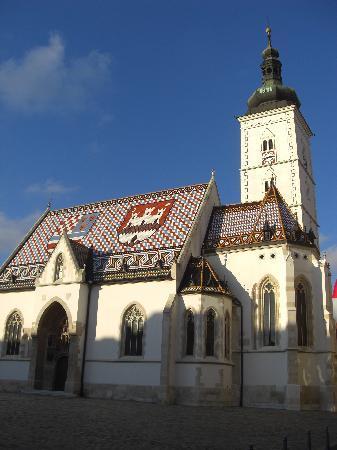 Zagreb, Croatie : Oberstadt 2