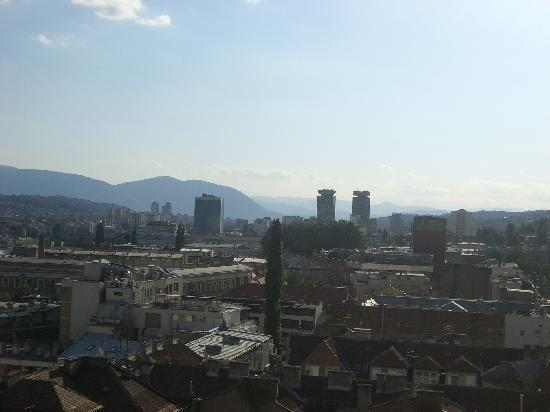 Blick auf Sarajevo 2