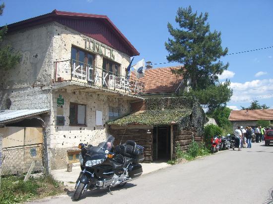 Sarajevo, Bosnia e Erzegovina: Tunnelmuseum