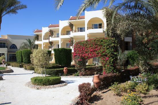 Club Azur Resort: vue extérieur des chambres