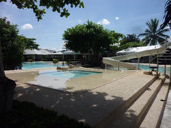 Almont Inland Resort : Kid's Pool