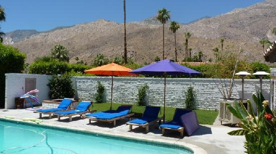 Casa Ocotillo: Mountain view by the pool