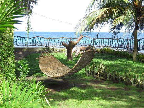 Hangematte Im Garten Picture Of Camiguin Island Golden Sunset
