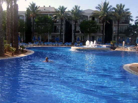 Inturotel Sa Marina: Pool