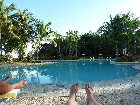 Alegre Beach Resort : The pool