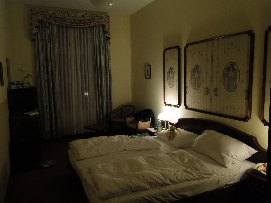 Cordial Theaterhotel Wien: Our room