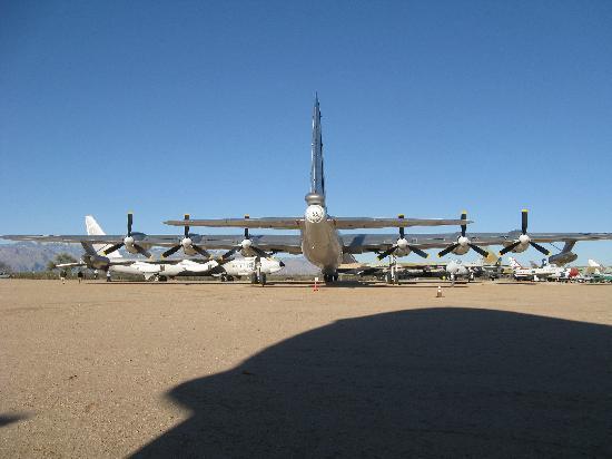 Pima Air & Space Museum : B-36