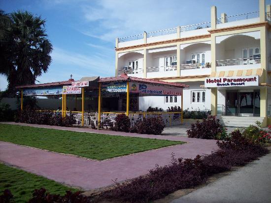 Paramount Beach Resort : lalit_diu@rediffmail.com