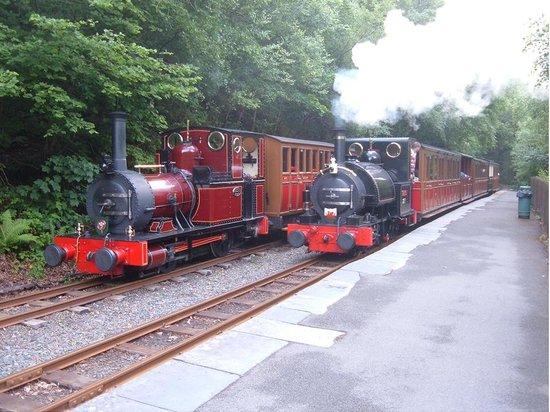 Talyllyn Railway: Historic Locomotives