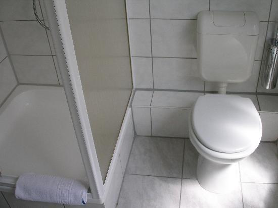 Hotel Berial : bathroom