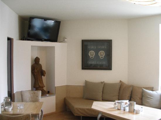 Boutiquehotel Berial: breakfast room