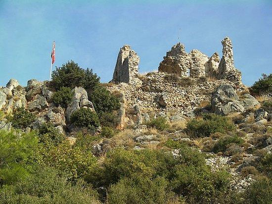 Bozyazi, Turkey: Softa Kalesi Bozyazı
