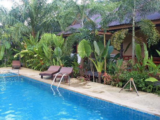 Sunda Resort: Pool