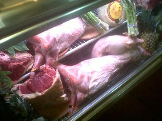 Restaurante Asador Puerta de Malaga: Carnes