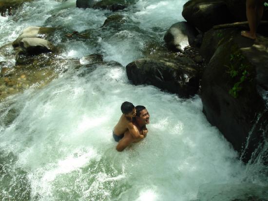 La Fortuna de San Carlos, Costa Rica: River near Arenal