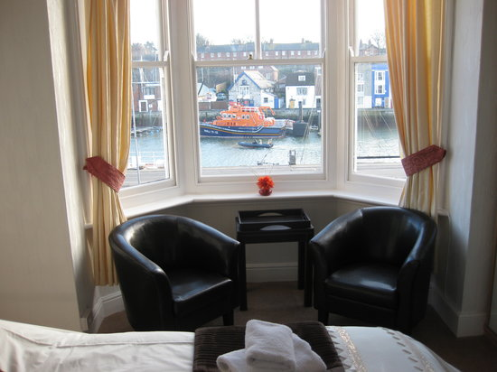 The Ocean Guest House: Harbour View Room