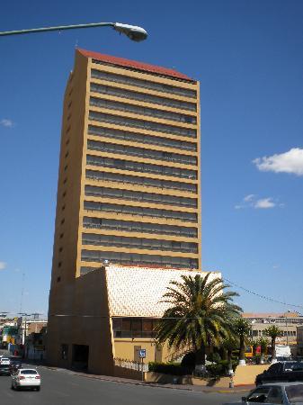 Hotel Palacio del Sol.
