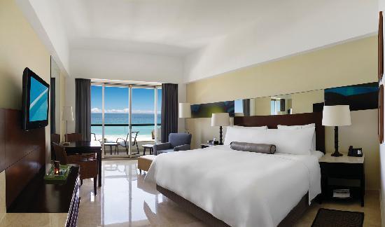 Live Aqua Beach Resort Cancun: Deluxe Ocean View Room