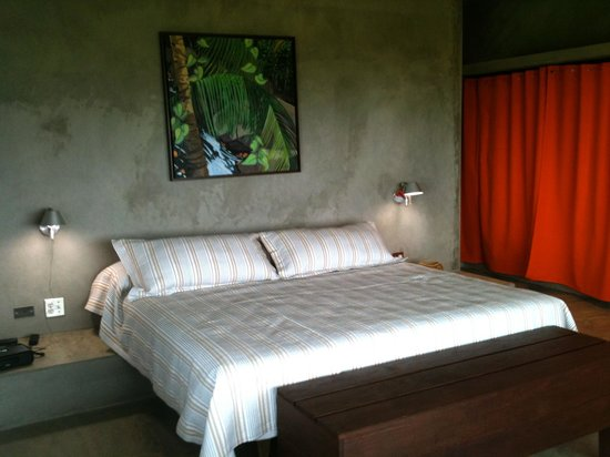 Casa Cascadas: The guest suite