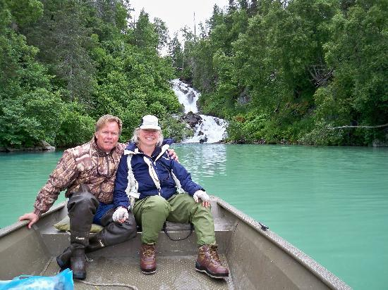RW's Fishing & Big Eddy Resort: beautiful  trip
