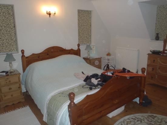 Maytrees Woolverstone : double room #1