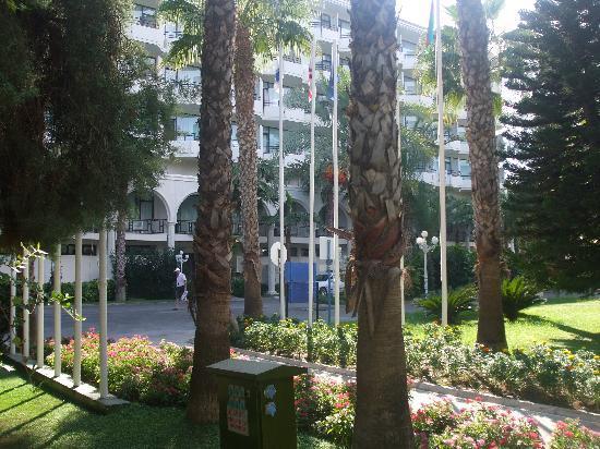 Zen Phaselis Princess Resort & Spa: Front enterance