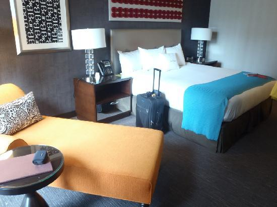 theWit - A DoubleTree by Hilton: the room