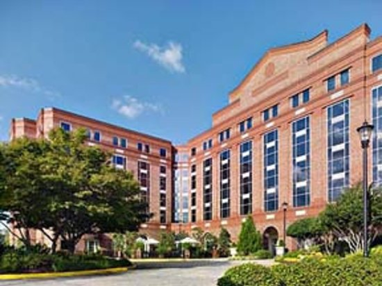 The Hotel at Auburn University: Exterior - Hotel at Auburn, Auburn, Alabama, United States
