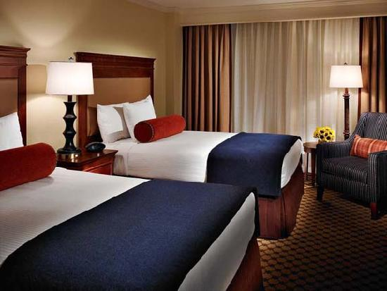 The Hotel at Auburn University: Double Beds - Hotel at Auburn, Auburn, Alabama, United States