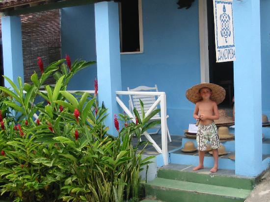 Casa do Manuel: Santinho na Casa Zanzipeba