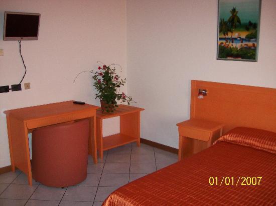 Villa Camporosso: camera d'hotel