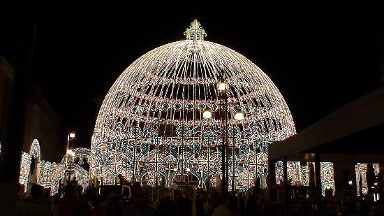 Lecce, Italia: Festa di Santo Oronzo in Agosto
