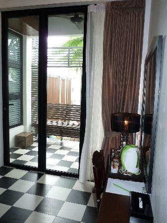 Courtyard @ Heeren Boutique Hotel: Junior suite