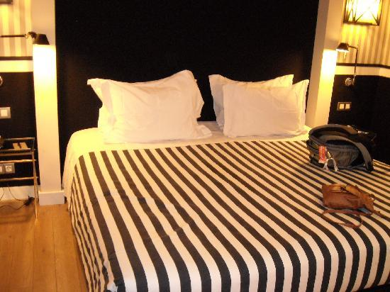 EuroPark Hotel: cama