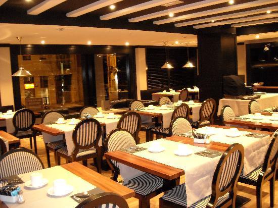 EuroPark Hotel: restaurant