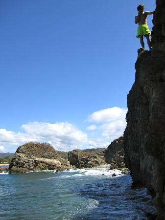 Nosara Paradise Rentals: beautiful cliffs