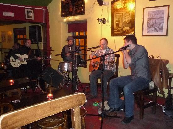 Crane Bar Galway 21st Jan 2011