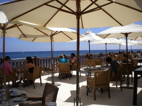 Club Med La Plantation d'Albion : piscine calme - terrasse