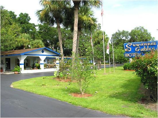 Suwannee Gables Motel and Marina: Suwannee Gables