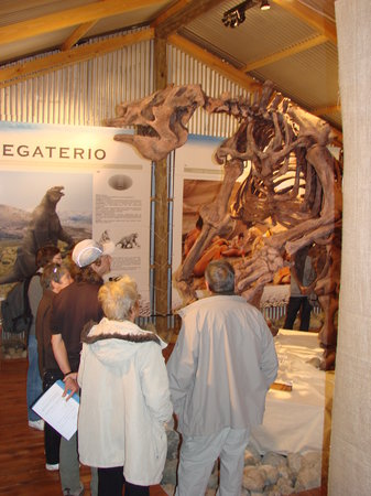 El Calafate Historical Interpretation Center